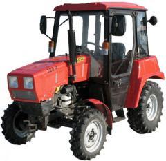 Tractors under 40 hp