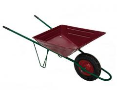Тачка ТС-2 (одно надувное колесо). Садовый