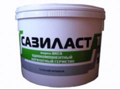 Герметик Сазиласт - 11 марка СТИЗ-В