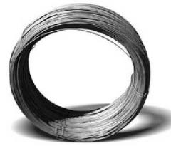 Wire steel BP-1 for an armirovaniiya of reinforced