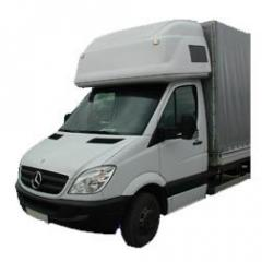 Sleeping cabin (boxing) for MERCEDES SPRINTER 1