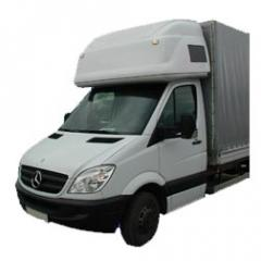 Sleeping cabin for MERCEDES SPRINTER 2 with