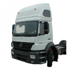 Sleeping cabin for MERCEDES AXOR with installation