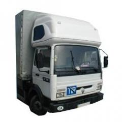 Sleeping cabin (boxing) for RENAULT MIDLAINER with