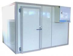 Холодильники и морозильники промышленные, ...