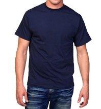 T-shirt man's K-01007, dark blue, cooler,