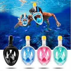 Маска для снорклинга, маска для подводного