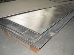 Titanium sheet VT1-0 2.5х1200х3000