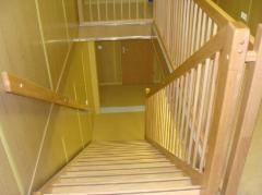 Ladder modular Containex