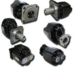 The pump hydraulic gear spare parts for...