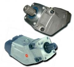 The pump is axial and piston (plunger) hydraulic, spare parts for special equipmen