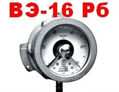 VE16RB DM2005SG1EH manometers explosion-proof