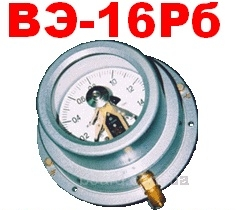 VE 16rb manometer explosion-proof
