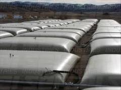 Цистерны для перевозки суспензий Резервуары для КАС, емкости КАС, цистерны, КАС