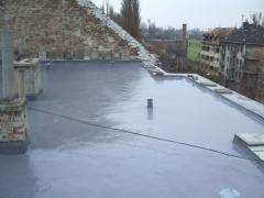 Liquid rubber, obmazochny waterproofing Gidroizol,
