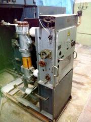 Oil circuit-breaker VMPP-10kv-630A
