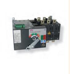 Переключатели нагрузки с мотор-приводом 1-0-2 типа