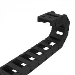 Гибкий кабель-канал открытый 18х35, пластиковый