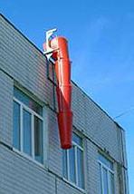 Мусоросброс большой секционный для строительных