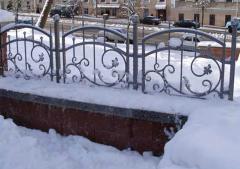 Заборы и ограды