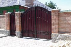 Gate metal Dnipropetrovsk, Gate metal in big