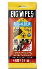 Промышленные салфетки Big Wipes.