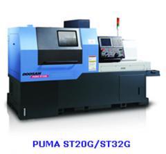 Автомат продольного точения / станок серия Swiss Turn модель PUMA ST20G, PUMA ST32G, пр-во Doosan Infracore, (Южная Корея)