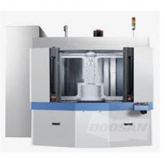 Центр горизонтально обрабатывающий серия HC модельный ряд HC 400, HC 500 Doosan Infracore