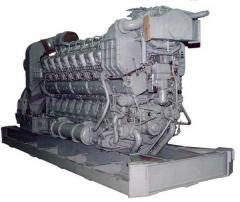 Ряд дизелей Д80 (ЧН26/27)