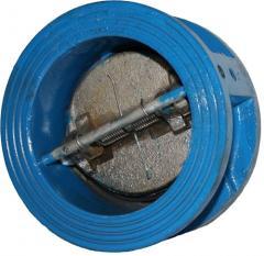 The backpressure valve sprung