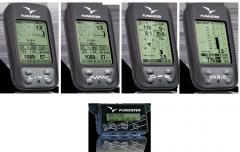 Variometers, GPS navigators of Flymaster firm