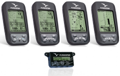 GPS navigators, variometers of Flymaster firm
