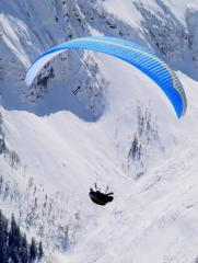 The Evolution-X first-ever certified paraplane
