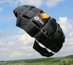 Водные буксировочные парашюты для катания людей за