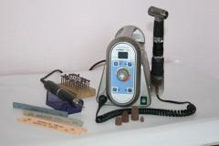 Grinding and polishing tool of Botzian