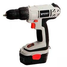 The Forte CD 1413 B2 cordless drill, the cordless
