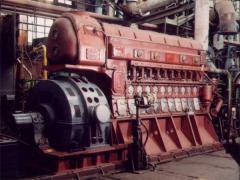 Дизель-генераторы и двигатель-генераторы Д100