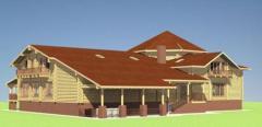 Гостиницы из деревянного бруса