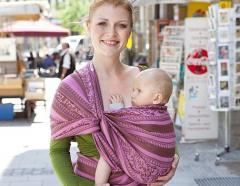 Kokadi baby sling scarf