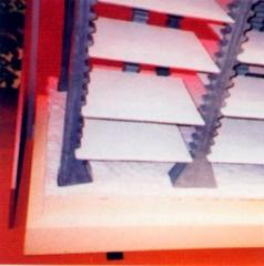 Cardboard heat-insulating MKRK-500