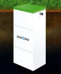 Sewer local treatment facilities (LKOS) AQUABAS