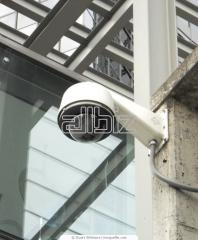 Системы охранного видеонаблюдения
