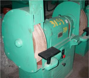 Grinding and grinding 3M636, Dkp.600, after repair