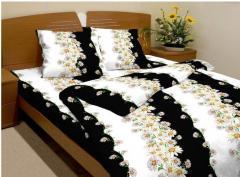 Комплект постельный 5-ти предметный, принадлежности постельные бязь