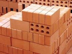 The brick is fron