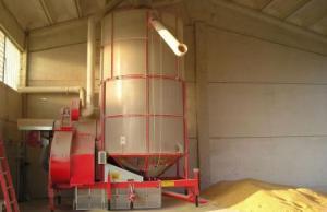 Зерносушилки мобильные