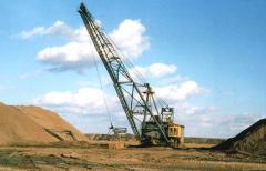 ESh 6/45 excavator