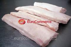 Pork backfat