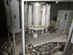 Оборудование в линию розлива вино-водочных изделий