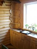 Мебель на заказ из натурального дерева.